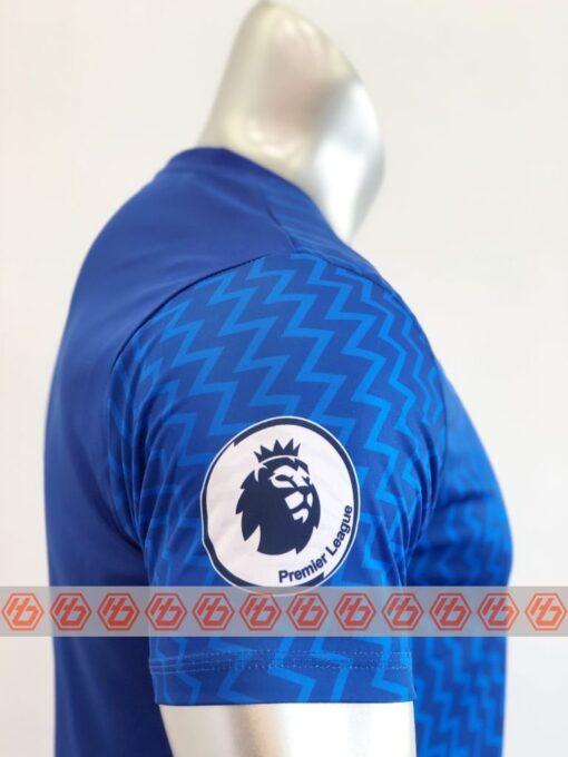 Quần áo bóng đá CLB Chelsea màu Xanh bích mùa giải 21-22