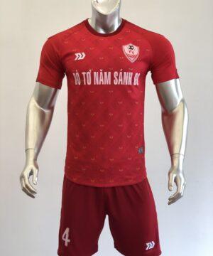 Đồng phục quần áo bóng đá BÒ TƠ NĂM SÁNH 09