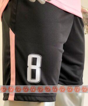 Đồng phục quần áo bóng đá MINH KỲ