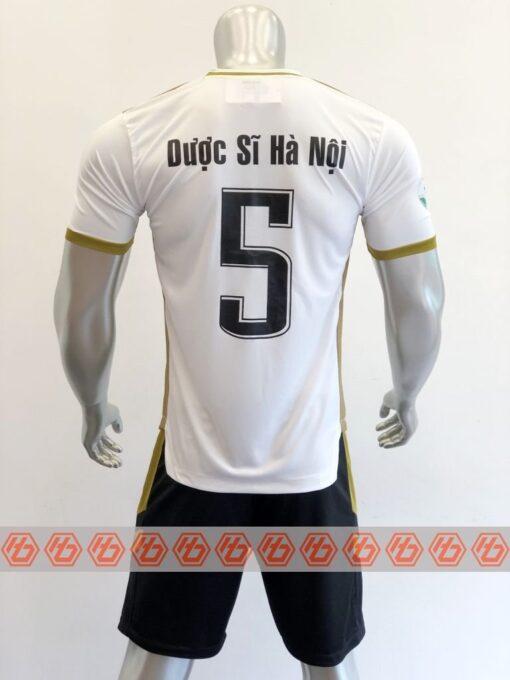 Đồng phục quần áo bóng đá DƯỢC HN SG