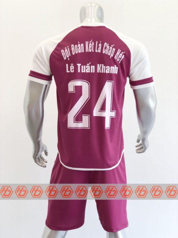Đồng phục quần áo bóng đá ĐỘI ĐOÀN KẾT LÀ CHẤP HẾT