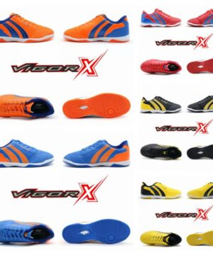 Giày đá banh Đế bằng IC PAN VIGOR X 5 Sân cỏ nhân tạo màu mới
