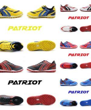 Giày đá banh PAN - PATRIOT đế Đinh TF 5 màu
