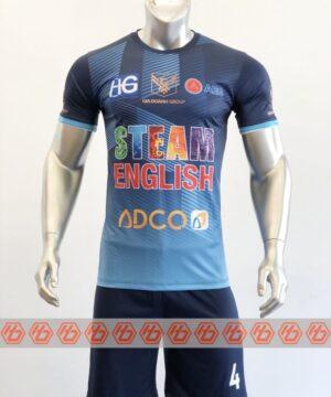 Đồng phục quần áo bóng đá STEAM ENGLISH