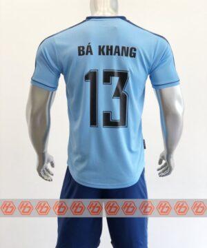 Đồng phục quần áo bóng đá BÁ KHANG