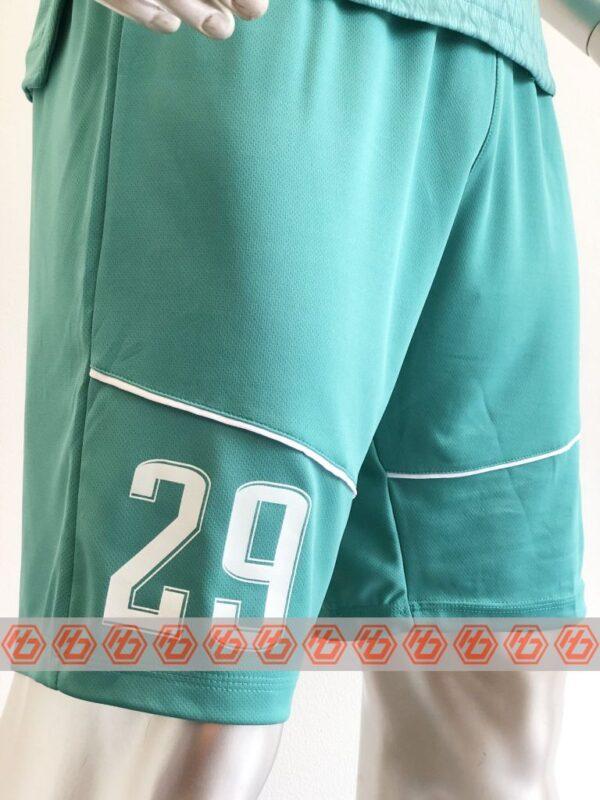 Đồng phục quần áo bóng đá LỘC VẠN XUÂN