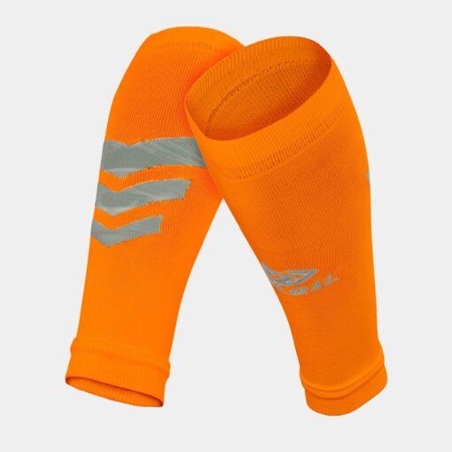 Tất-Vớ ống bóng đá Bulbal Shin Protection màu cam