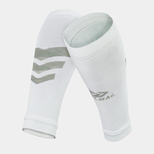 Tất-Vớ ống bóng đá Bulbal Shin Protection màu trắng