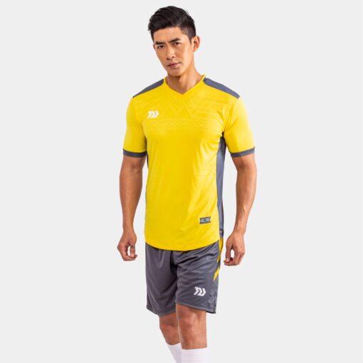 Áo bóng đá không logo Bul Bal - Falcol màu vàng