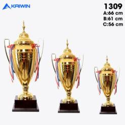 Cúp Trao Giải 1309 cao cấp