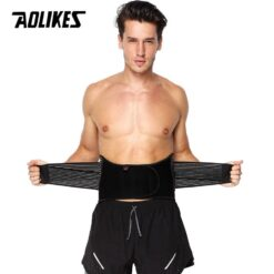 Đai lưng tập Gym có lò xo hỗ trợ Aolikes AL7998 ( 1 Chiếc )