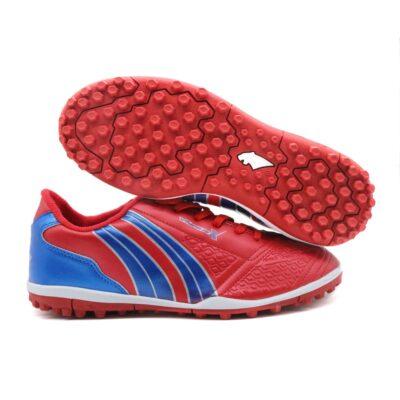 Giày Pan Pan Vigor X đế Đinh TF màu đỏ