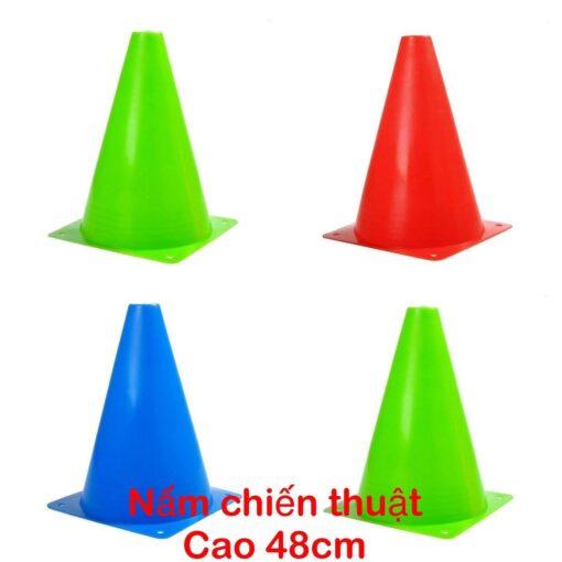 Nấm tập chiến thuật sân tập đá bóng 48cm