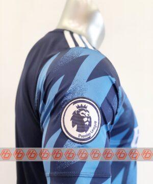 Quần áo bóng đá CLB ARSENAL màu Xanh cổ vịt mùa giải 21-22