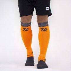 Tất-Vớ bóng đá Bulbal màu cam