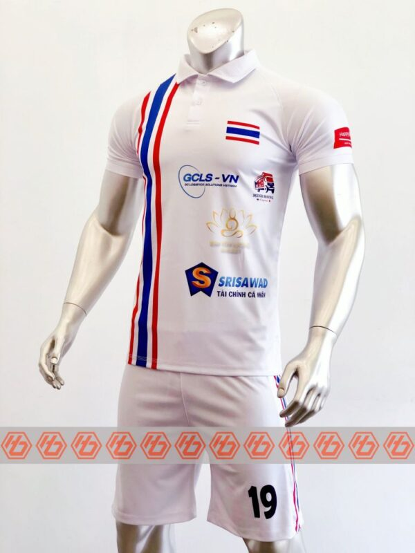 Đồng phục quần áo bóng đá GCLS-VN