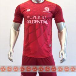 Đồng phục quần áo bóng đá SHINHAN BANK