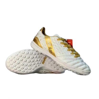 Giày đá banh chính hãng Kamito Tuấn Anh TA11-AS đế Đinh TF sân cỏ nhân tạo màu trắng