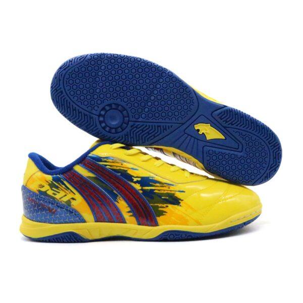 Giày Pan Impulse Graffity đế Bằng IC màu vàng