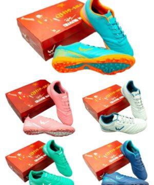 Giày đá banh chính hãng Wika QH19NEO 5 màu đế Đinh TF sân cỏ nhân tạo