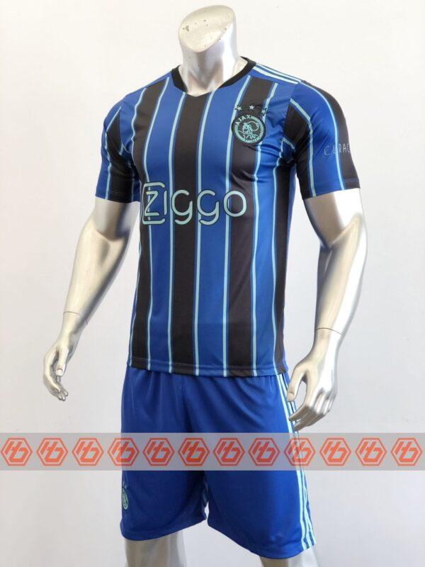 Quần áo bóng đá CLB AJAX màu Xanh Bích mùa giải 21-22