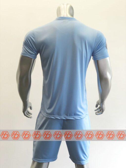 Quần áo bóng đá CLB Man City màu Xanh biển mùa giải 21-22