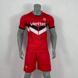 Áo Viettel Training màu đỏ 2021-2022