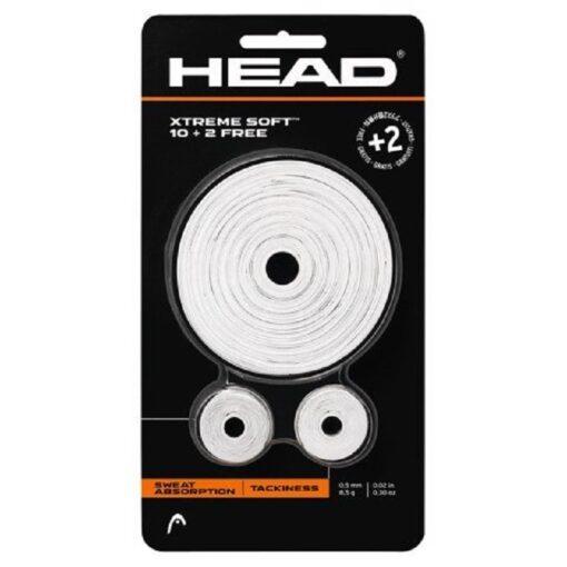 Quấn cán vợt Tennis HEAD Xtreme soft 10+2