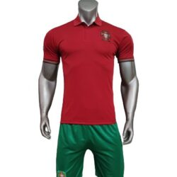 Áo đấu Bồ Đào Nha màu Đỏ 2021-2022