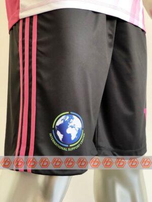 Đồng phục quần áo bóng đá INTERNALTIONAL SUPPORT CENTER