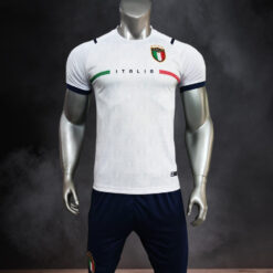 Quần áo bóng đá Đội tuyển Ý màu Trắng mùa giải 21-22