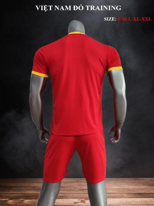Quần áo bóng đá Đội tuyển Việt Nam Training màu Đỏ mùa giải 21-22