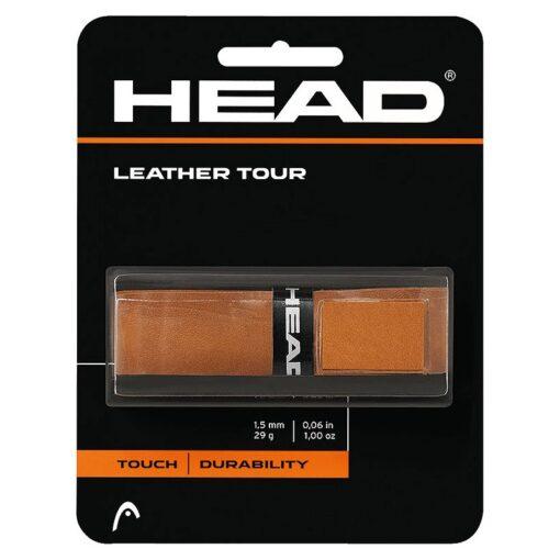Quấn cốt Tennis HEAD Leather Tour (da thật)