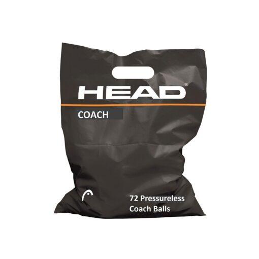 Bóng tennis 72 HEAD Coach Polybag