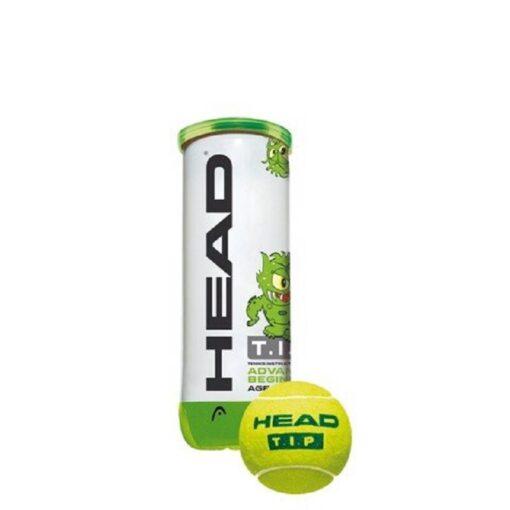 Bóng tennis trẻ em HEAD T.I.P Green