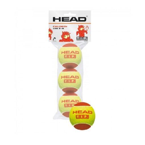 Bóng tennis trẻ em HEAD T.I.P Red Foam