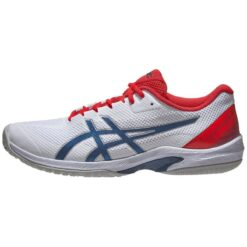 Giày Tennis Asics Court Speed FF Trắng/Mako Blue