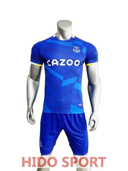 Áo Everton Sân Nhà Màu Xanh 2021 2022