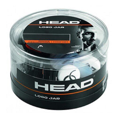 Giảm rung HEAD Logo Jar Box