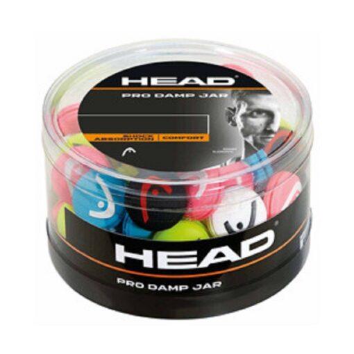 Giảm rung HEAD Pro Damp Jar Box (70 chiếc/ hộp)