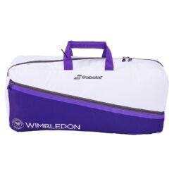 Túi Tennis BABOLAT Duffle M Wimbledon White/Purple