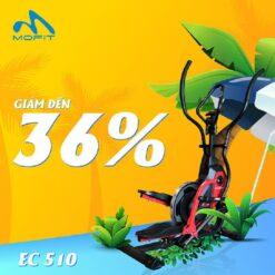 Xe đạp tập leo núi Elliptical Climber EC510