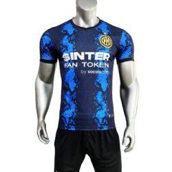 Áo đấu Inter Milan Sân Nhà Màu Xanh đen 2021 2022