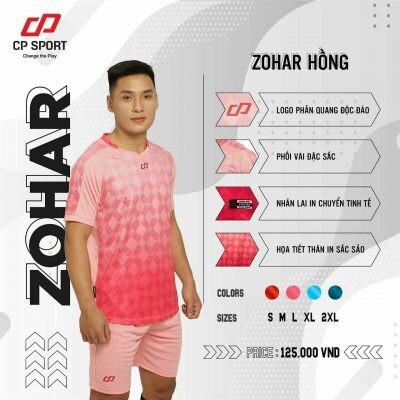 ao bong da khong logo thiet ke cp zohar 4 mau moi 17407 4
