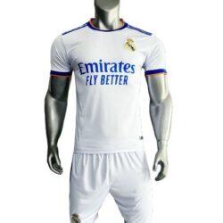 Áo Real Madrid sân nhà màu trắng 2021-2022